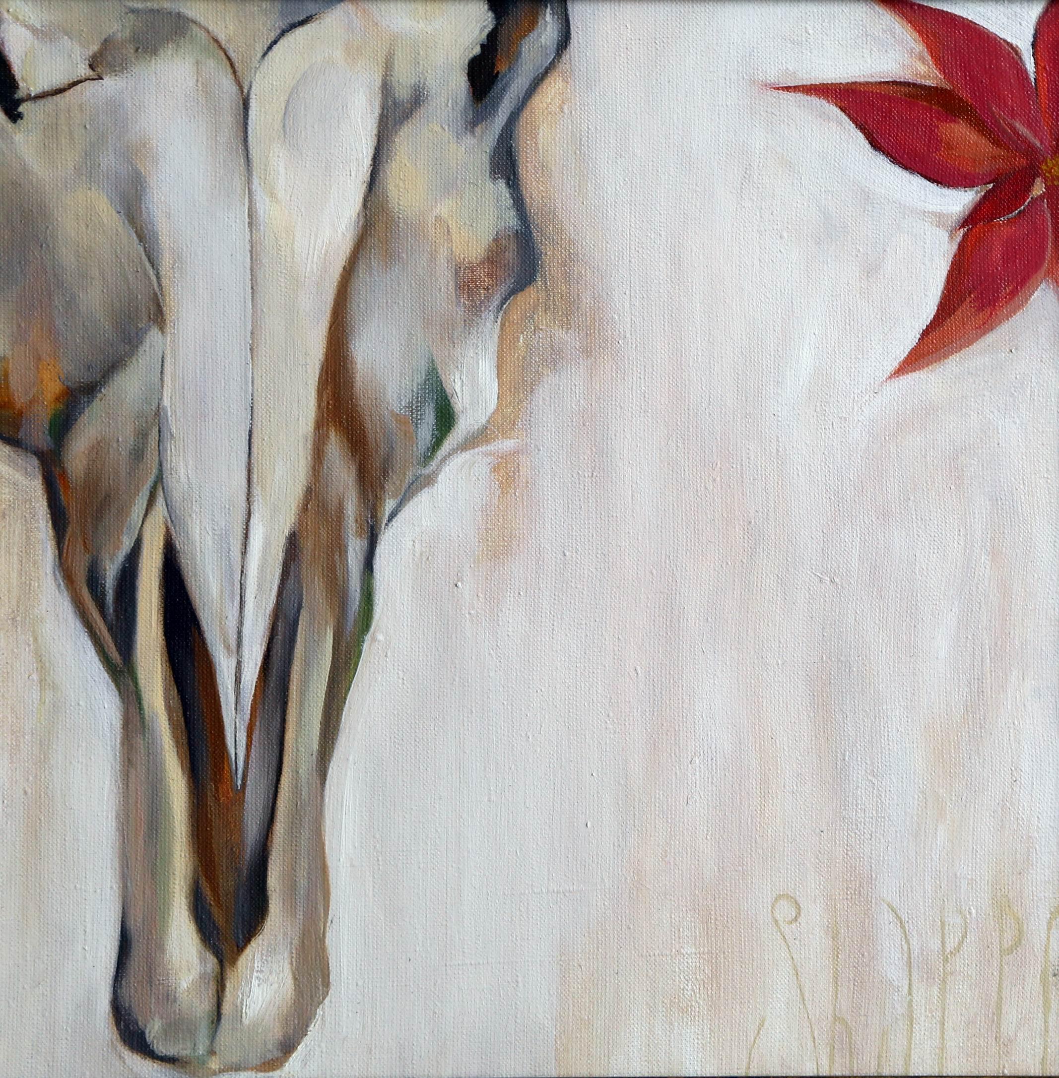 LA MAÑANA. canvas. oil. 40X40 cm.